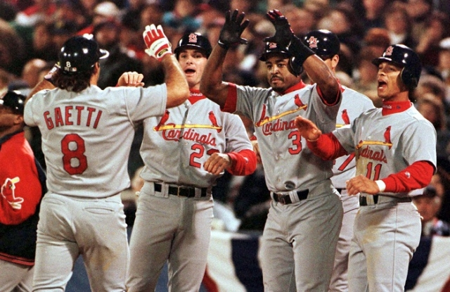 The Train Report (Throwback Edition): The 1996 St. Louis Cardinals