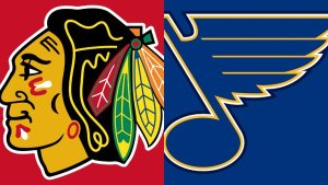 Blackhawks-Blues
