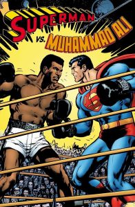 Muhammad-font-b-Ali-b-font-VS-Superman-Fighting-Silk-Boxing-Sport-font-b-Poster-b