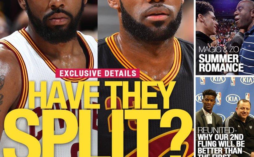 NBA Woes